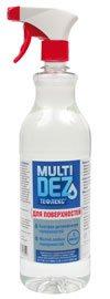 МультиДез-Тефлекс – дезинфекции поверхностей (500 мл с триггером) «Софт-Протектор»